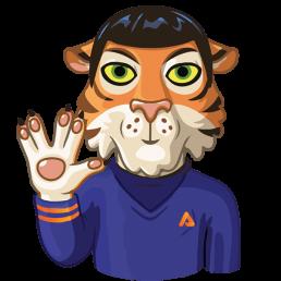 Fibre-Tiger
