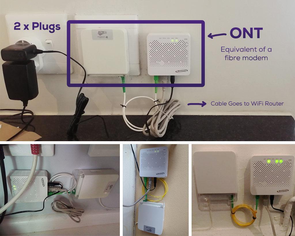 Octotel Installation Equipment