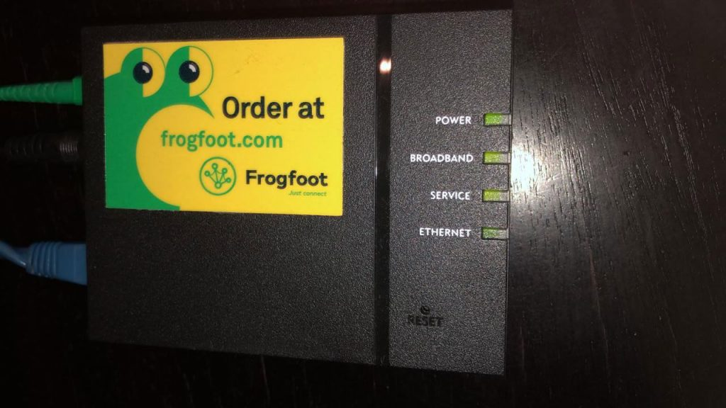 Frogfoot Installation | Atomic Access