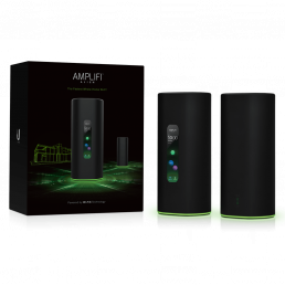 AmpliFi Alien Router Packaging Products Angle